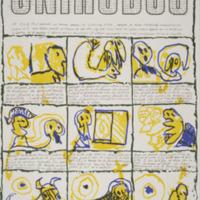Oniroduc / Images de Pierre Alechinsky - Commentaires de Roland Topor