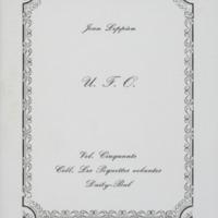 U.F.O. / Jean Leppien