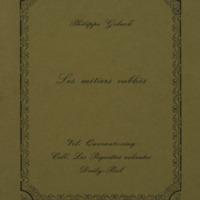 Les métiers oubliés / Philippe Geluck