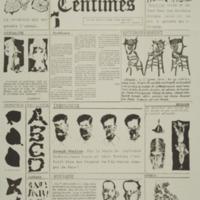 Minuit 25 Centimes / Comité de rédaction André Balthazar et Pol Bury - Revue n° 11