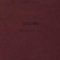 Avatars / Achille Chavée ; Frontispice de Pol Bury