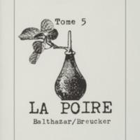 La poire / André Balthazar - Roland Breucker