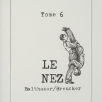 Le nez / André Balthazar - Roland Breucker