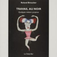 Travail au noir : quelques métiers propices / Roland Breucker