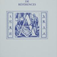 Dictionnaire de références : A / André Balthazar