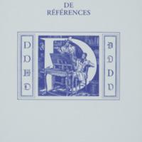Dictionnaire de références : D / André Balthazar