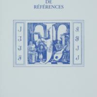 Dictionnaire de références : J / André Balthazar