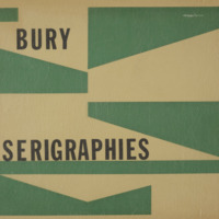 10 Sérigraphies / Pol Bury