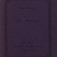 Pour Balthazar / Louis Scutenaire