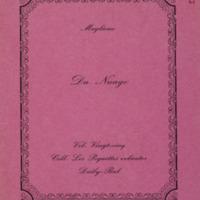 Du nuage / Maglione