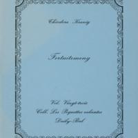 Fortuitemeng / Théodore Koenig