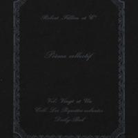 Poème collectif / Robert Filliou et Cie