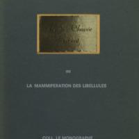 Achille Chavée avocat ou la mammifération des libellules / Ernest Pirotte