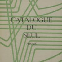 Catalogue du seul / Achille Chavée
