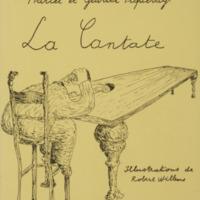 La cantate / Paul Colinet - Marcel et Gabriel Piqueray - Illustrations de Robert Willems