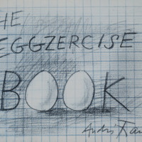 The eggzercise book / André François
