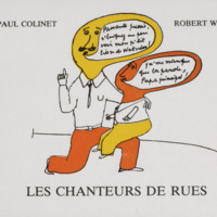 Les chanteurs de rues / Paul Colinet - Robert Willems