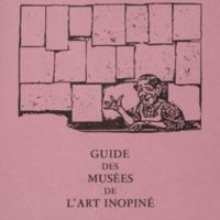 Guide des musées de l'art inopiné / Pol Bury