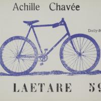 Laetare 59 : aphorismes (1er édition) / Achille Chavée