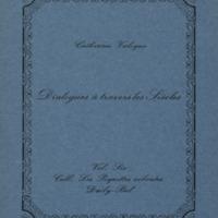 Dialogues à travers les siècles / Catherine Valogne