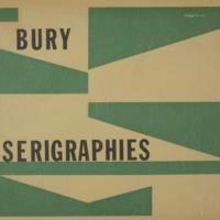 10 Sérigraphies / Pol Bury